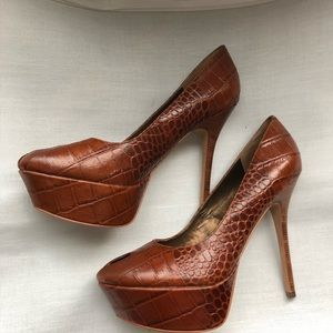 Sam Edelman High Heel Shoes Size 9.5